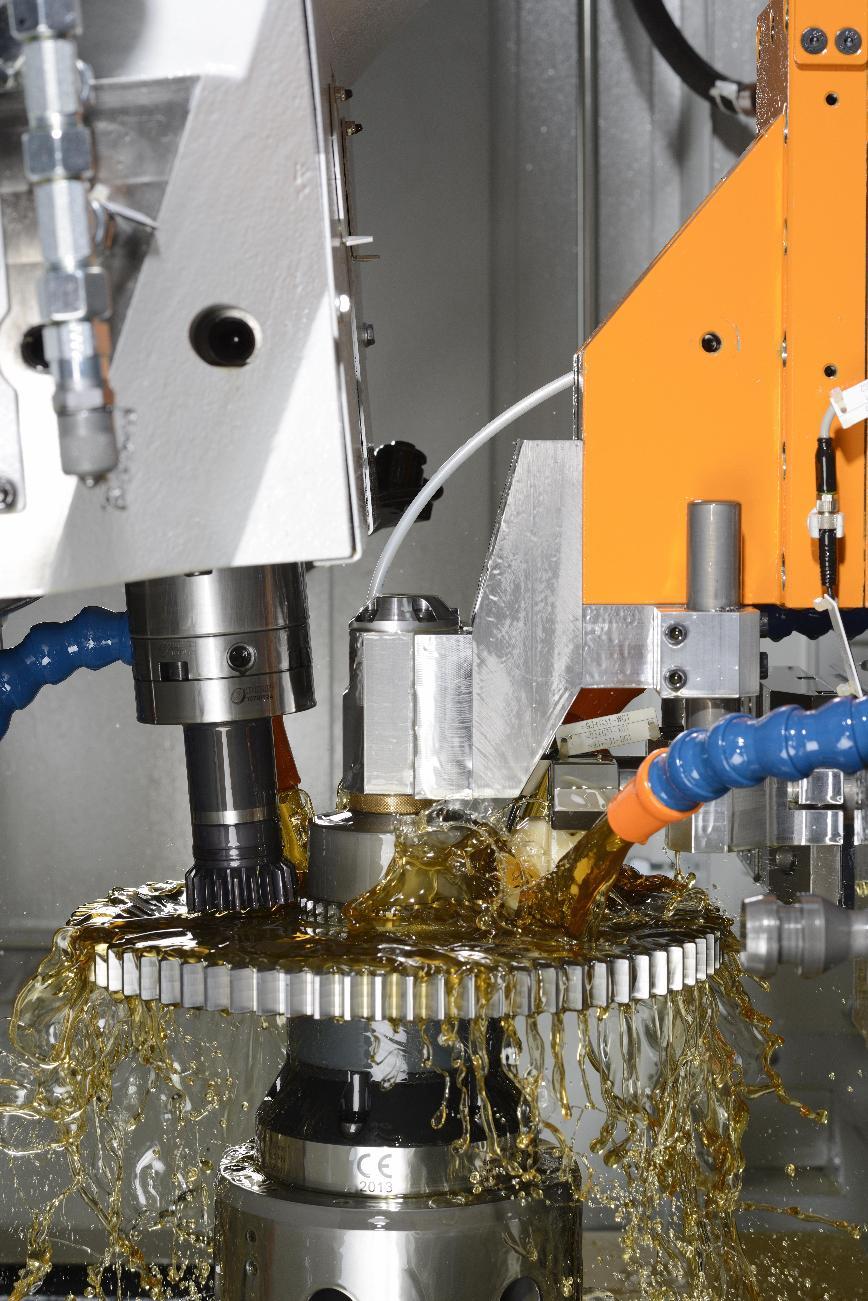 Logo Shaping machine - Gear shaping machines