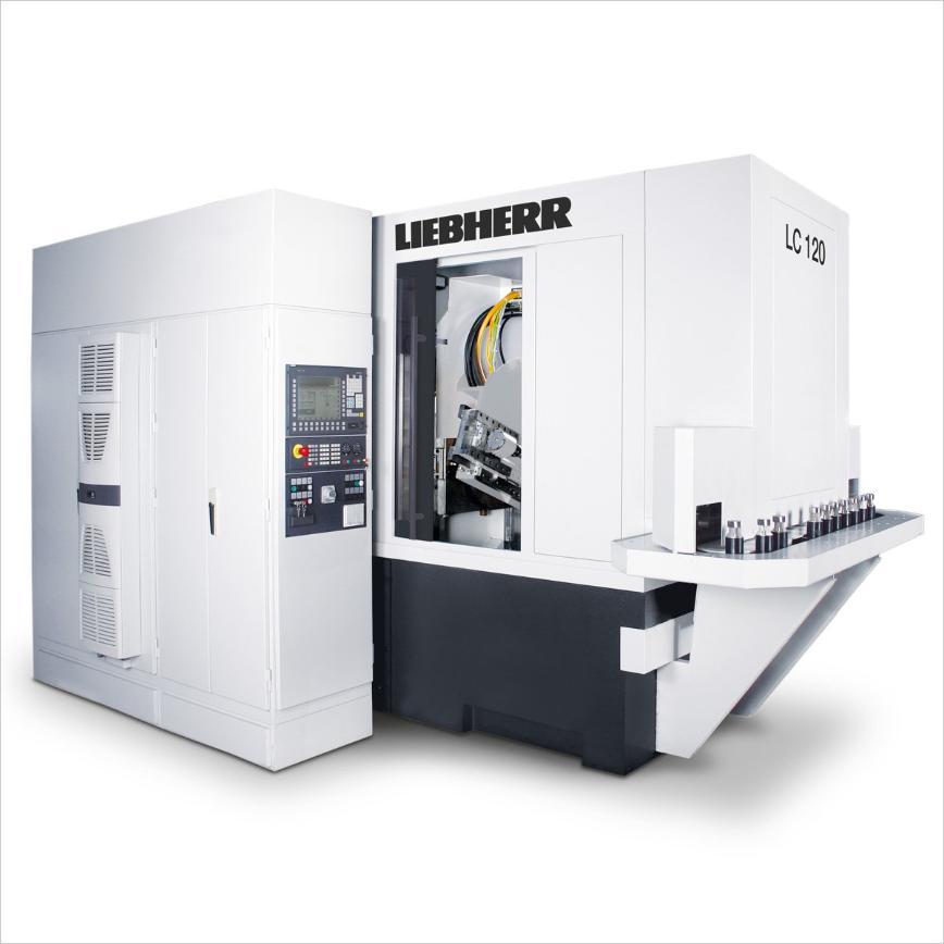 Logo Cylindrical gear hobbing machine - LC 120