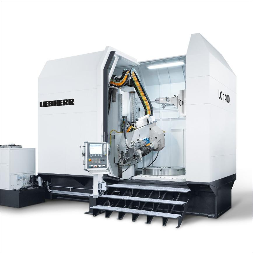 Logo Cylindrical gear hobbing machine - LC 1400