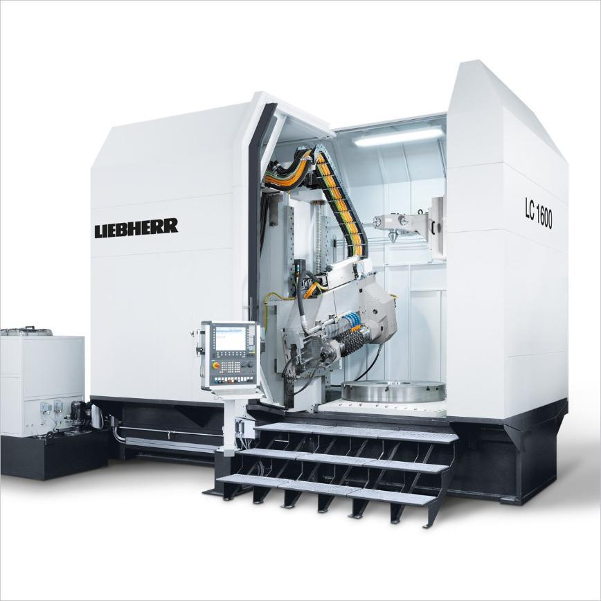 Logo Wälzfräsmaschine für zylindrische Verzahnungen - LC 1600
