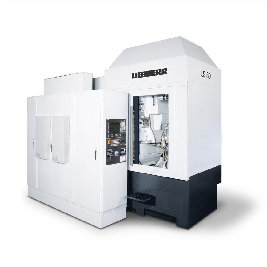 Logo Cylindrical gear shaping machine - LS 80