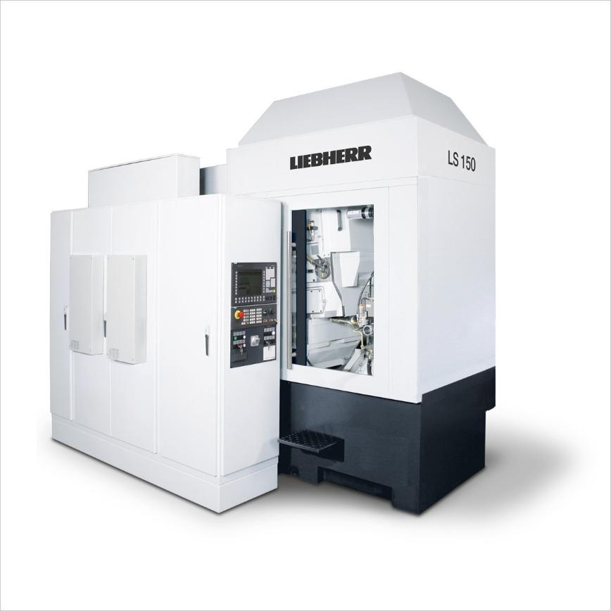Logo Wälzstoßmaschine für zylindrische Verzahnungen - LS 150