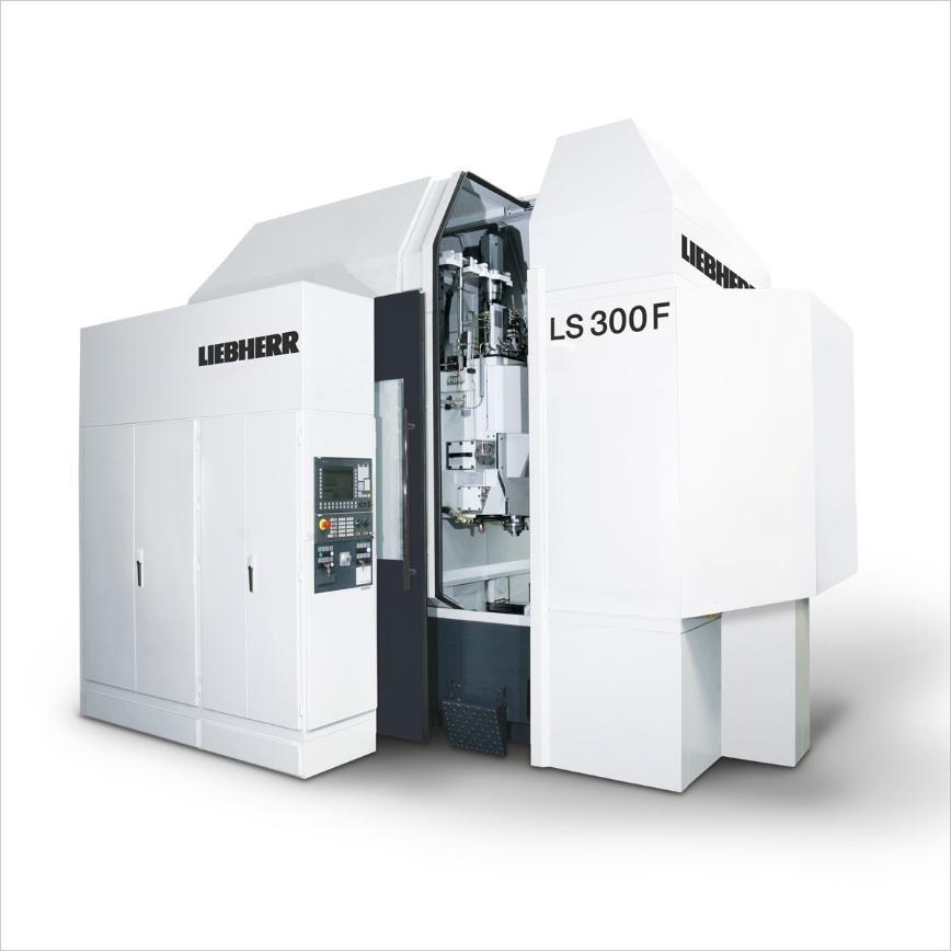 Logo Cylindrical gear shaping machine - LS 380 F