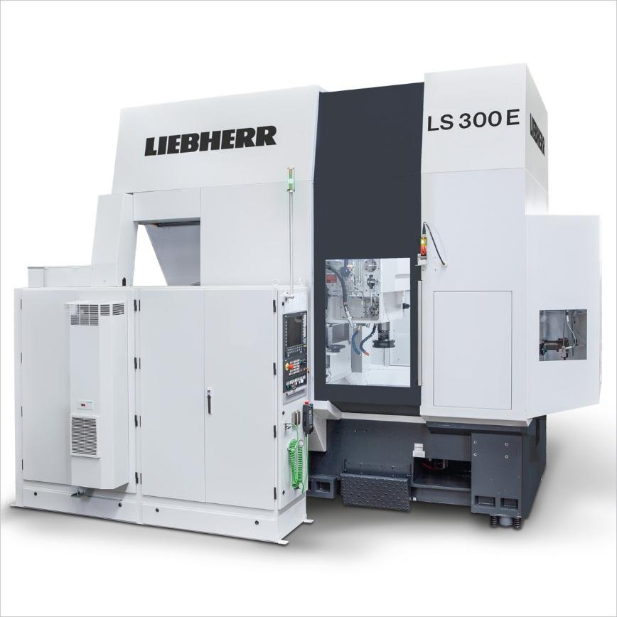 Logo Cylindrical gear shaping machine - LS 300 E