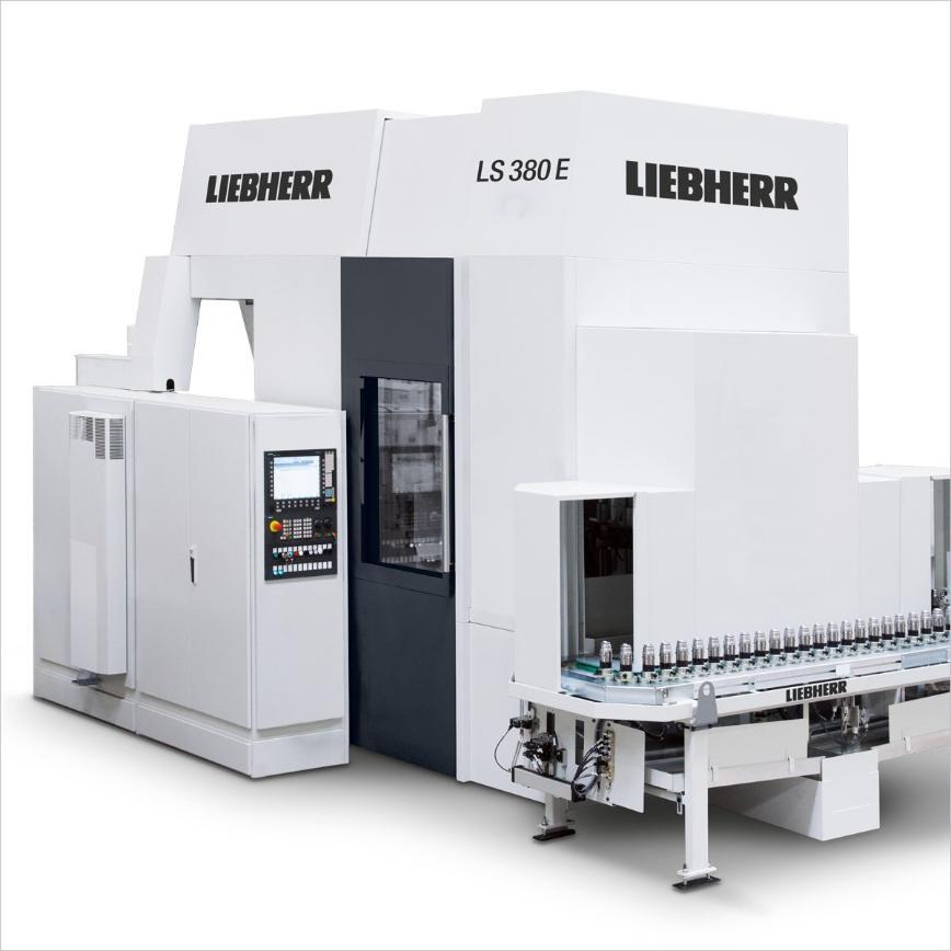 Logo Wälzstoßmaschine für zylindrische Verzahnungen - LS 380 E