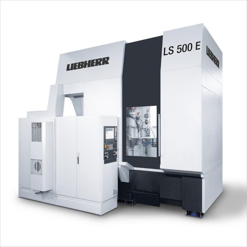 Logo Wälzstoßmaschine für zylindrische Verzahnungen - LS 500 E