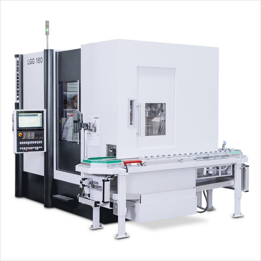 Logo Gear grinding machine - LGG 180