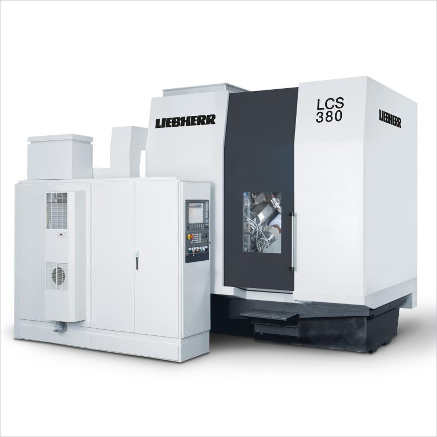 Logo Schleifmaschine für Verzahnungen - LCS 380