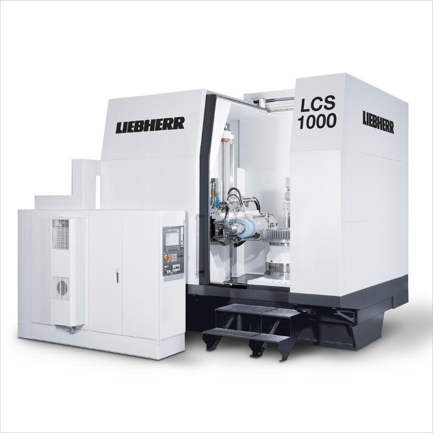 Logo Gear grinding machine - LCS 1000