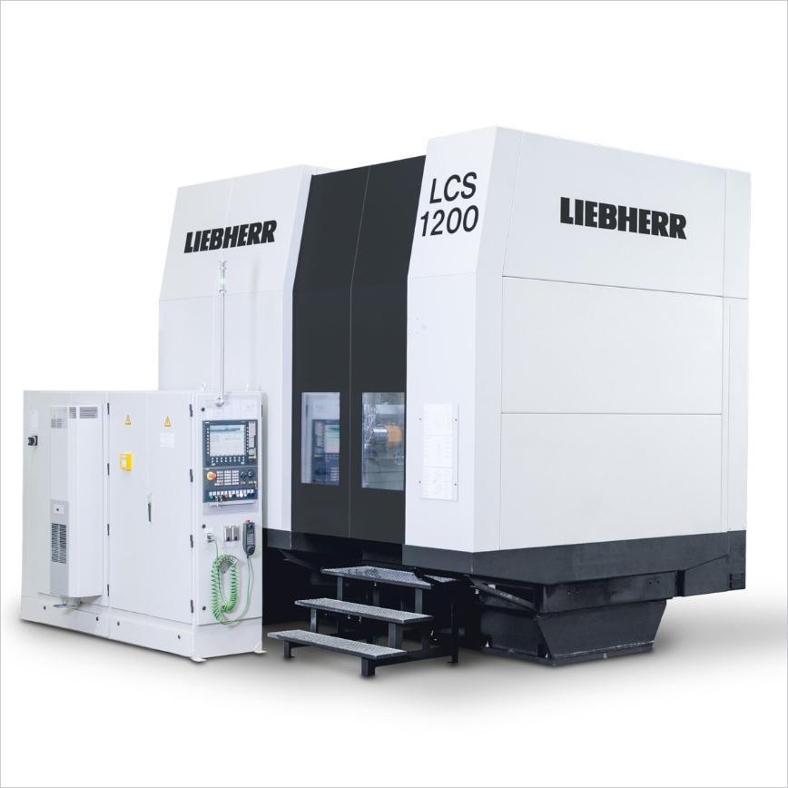 Logo Schleifmaschine für Verzahnungen - LCS 1200