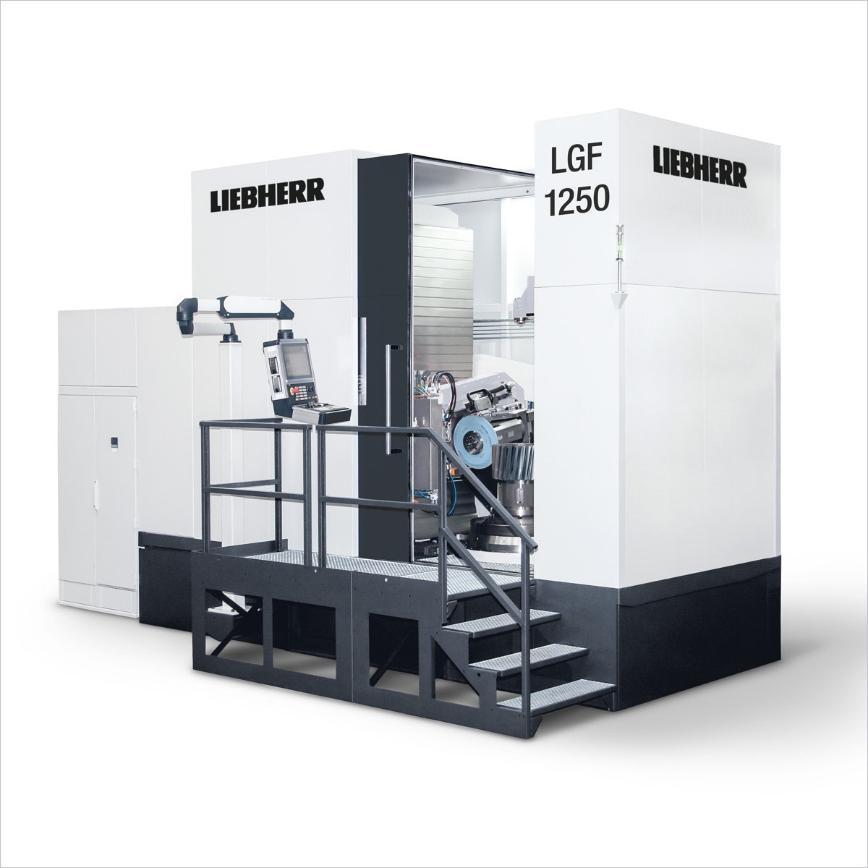 Logo Profilschleifmaschine - LGF 1250