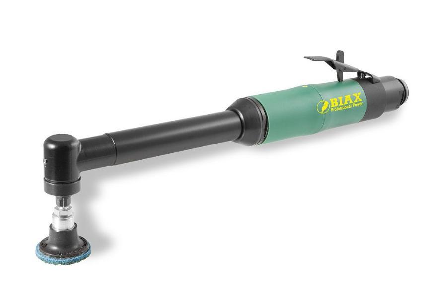 Logo Pneumatic portble grinder - WRH 6-20/2 ZL 90