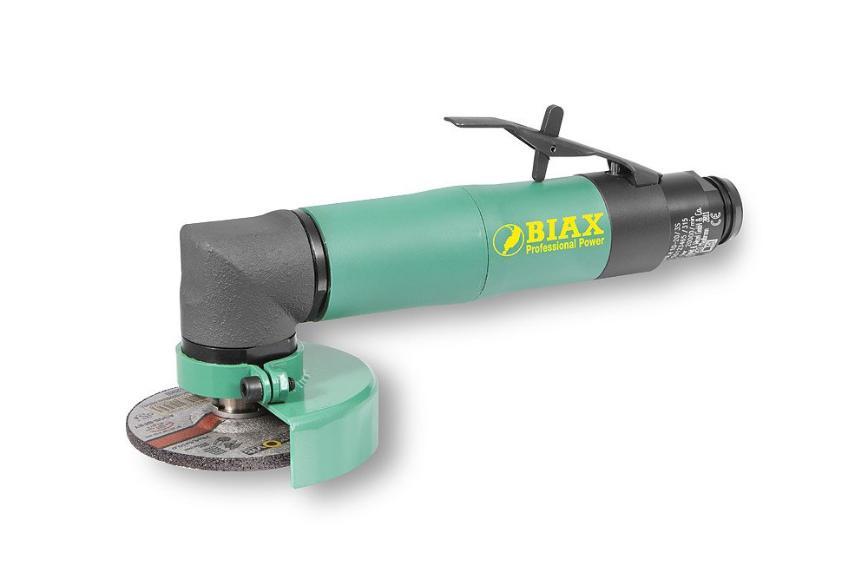 Logo Hand grinders, pneumatic - Pneumatic portble grinder - WRH 10-20/3 S