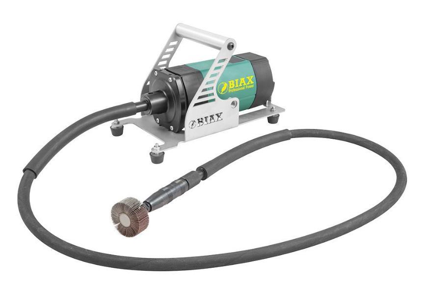 Logo Flexible Shaft & Accessories - Flexible shaft machine