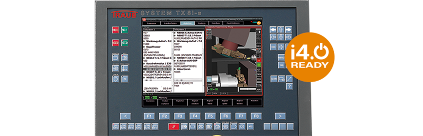 Logo Software for CNC controls - TX8i-s V7