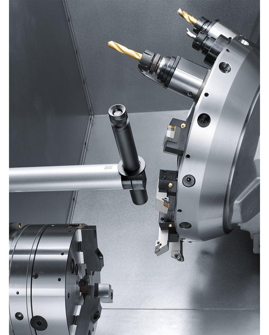 Logo universal automatic lathe - TNA600