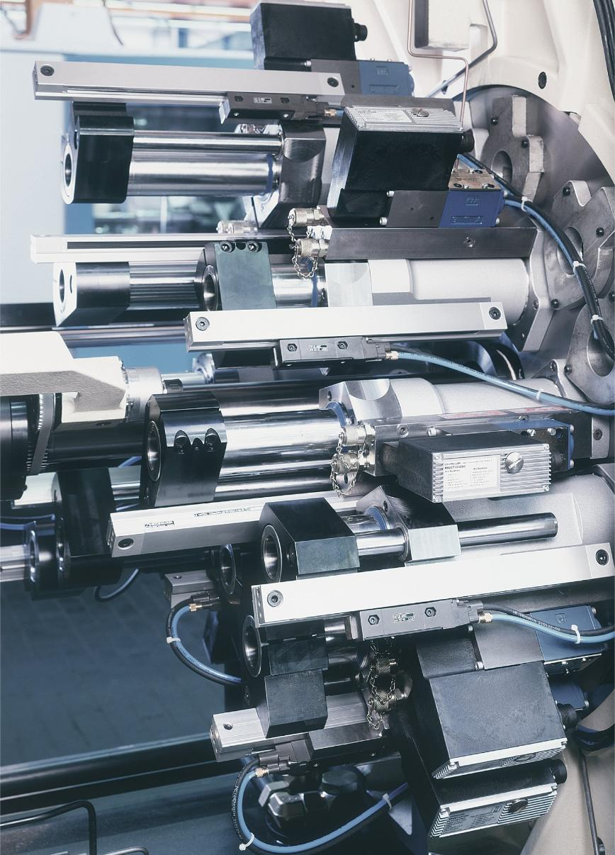 Logo CNC Multi-spindle bar automatic - A 36 PC