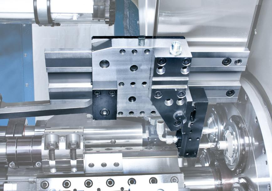 Logo CNC Multi-spindle bar automatic - S 36 PC