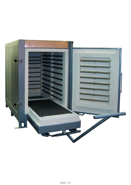 Logo Thermische Härte- und Erwärmungsanlage - Herdwagenöfen CTH 1500