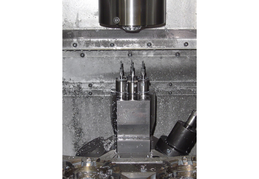 Logo Multi-spindle head - Multi-spindle heads for machining centers (Toolin