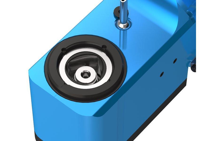 Logo Werkzeugsystem, modular - Modulares Schnellwechselsystem BENZ CAPTO™