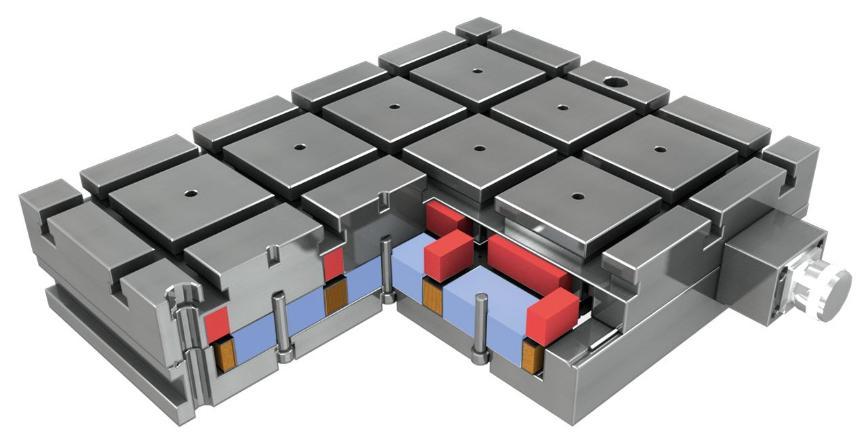 Logo Elektropermanent Magnetspannplatte - Magnaslot-T