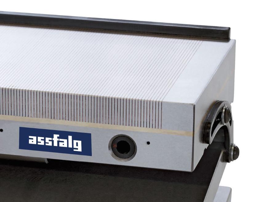 Logo Permanent Magnetspannplatte - Microsine Sinustisch