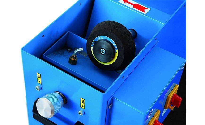 Logo Chamfer Grinding Machine for Straight Edges KSM 125, KSM 130