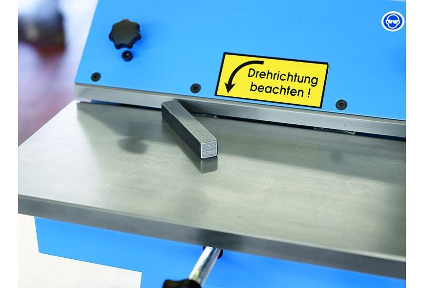 Logo Beveling Machine with Sanding Disc - AF 165