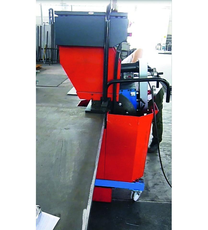 Logo Kantenfräsmaschine, automatisch - ASO 920