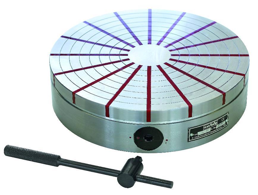Logo  Round Magnetic Chucks - Neostar