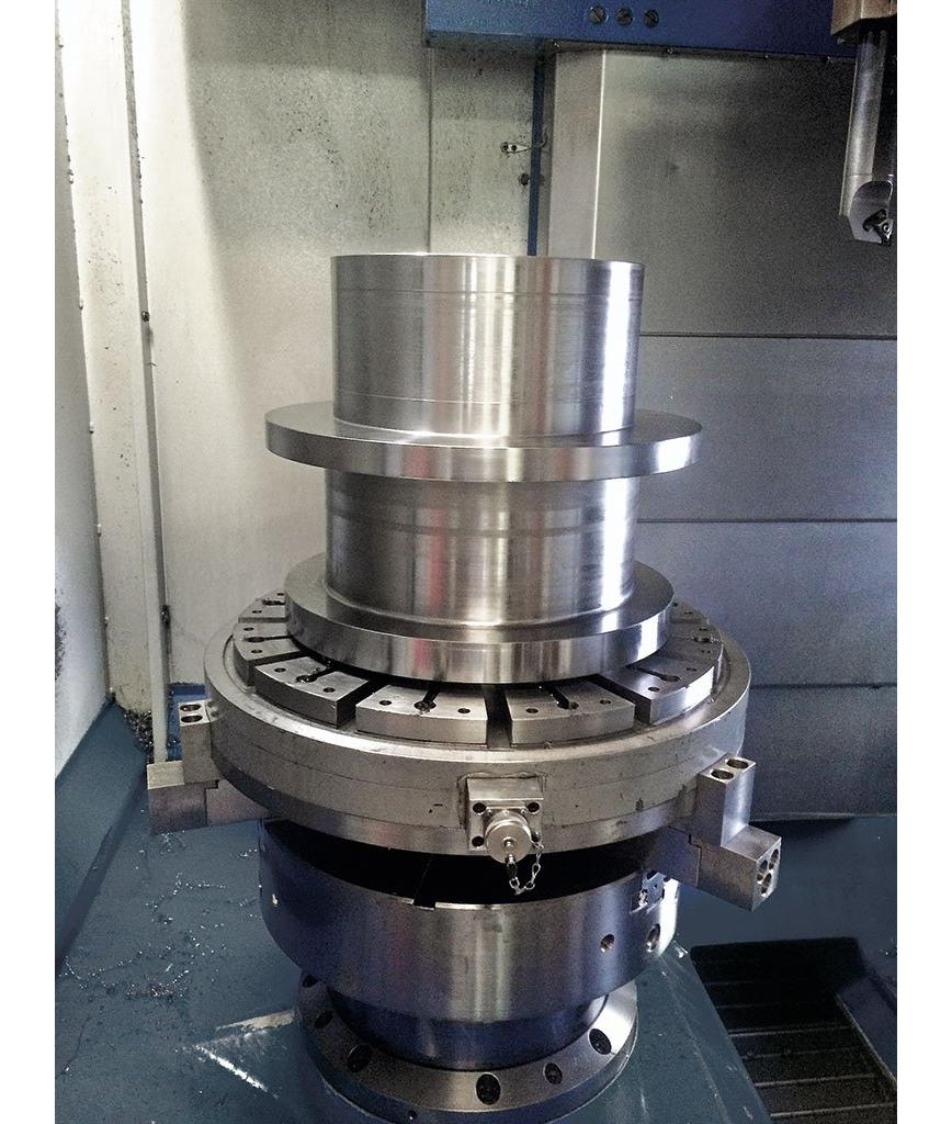 Logo Round Magnetic Chuck - EPMradial