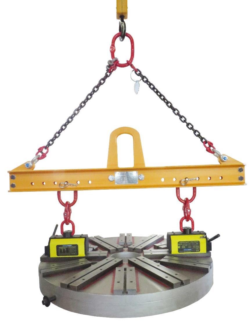 Logo Permanent Lifting Magnet - Elift