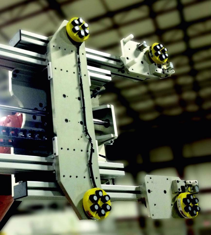 Logo AY Serie - Magnetgreifer für die Automation