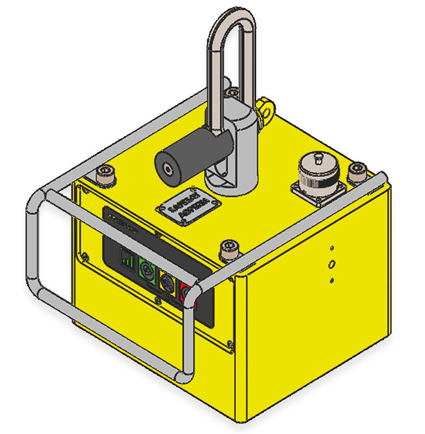 Logo Lifting magnets - EPM M-Series