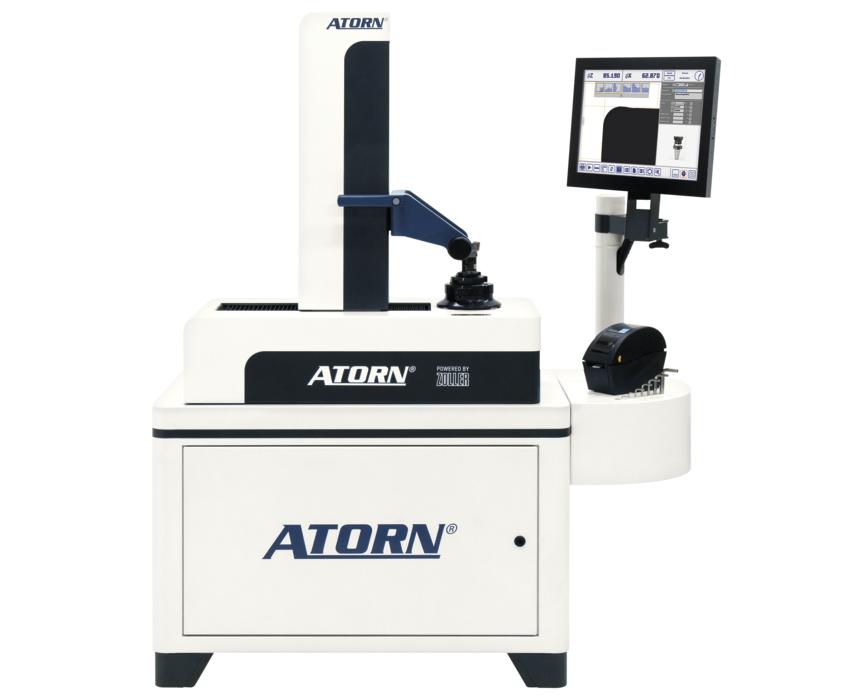 Logo ATORN Werkzeugvoreinstellgeräte 350/420/600 mit ImageController