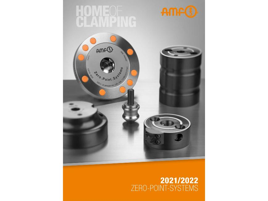 Logo Chucking system - ZERO-POINT - THE ZERO-POINT CLAMPING SYSTEM