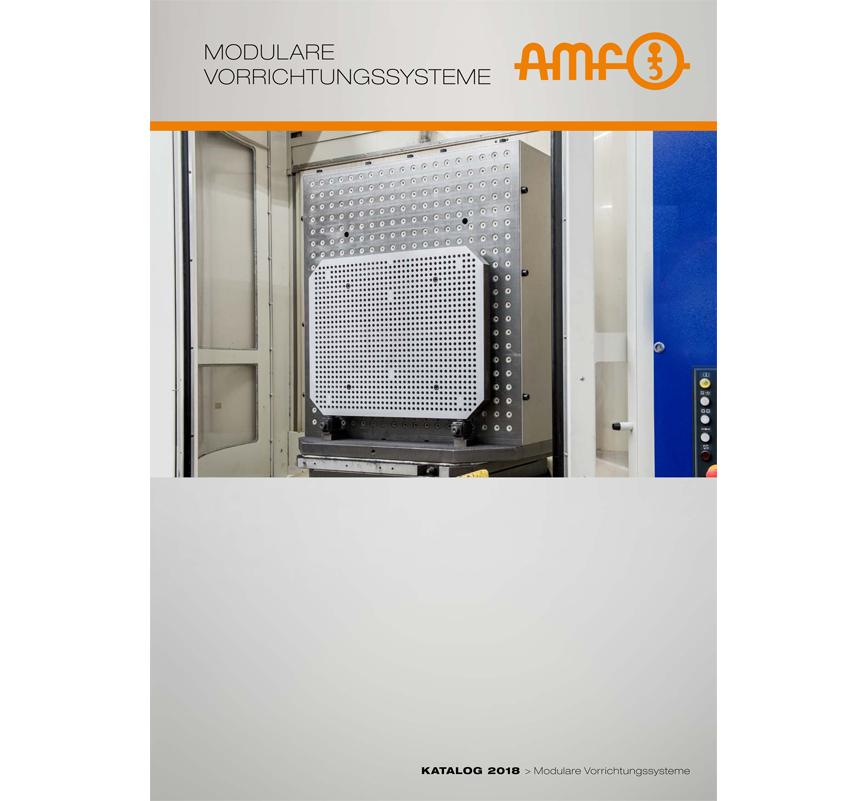 Logo Modular fixture system - MODULAR FIXTURE SYSTEM