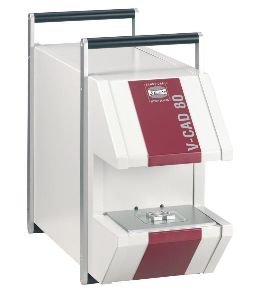 Logo Measuring instrument, optical - 2D optical measuring devices V-CAD 80