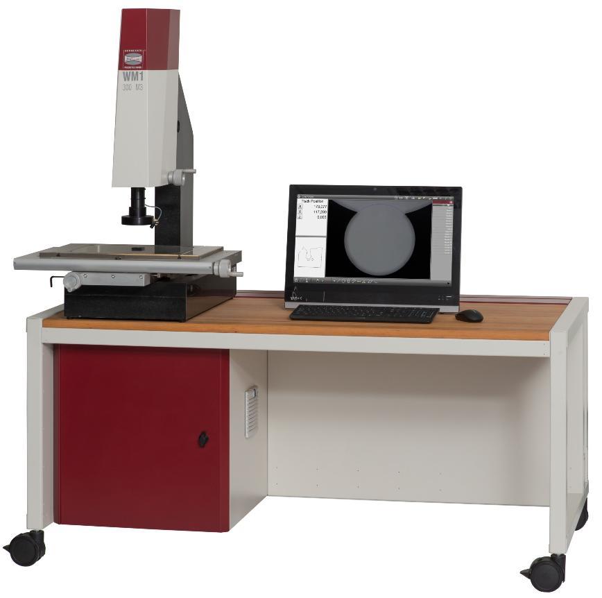 Logo Measuring microscope   - Workshop microscopes WM1 manual