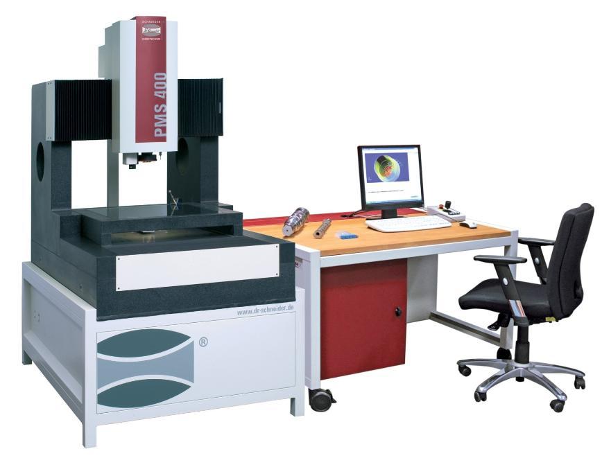 Logo Three-dimensional measuring machine - 3D multi-sensor portal measuring