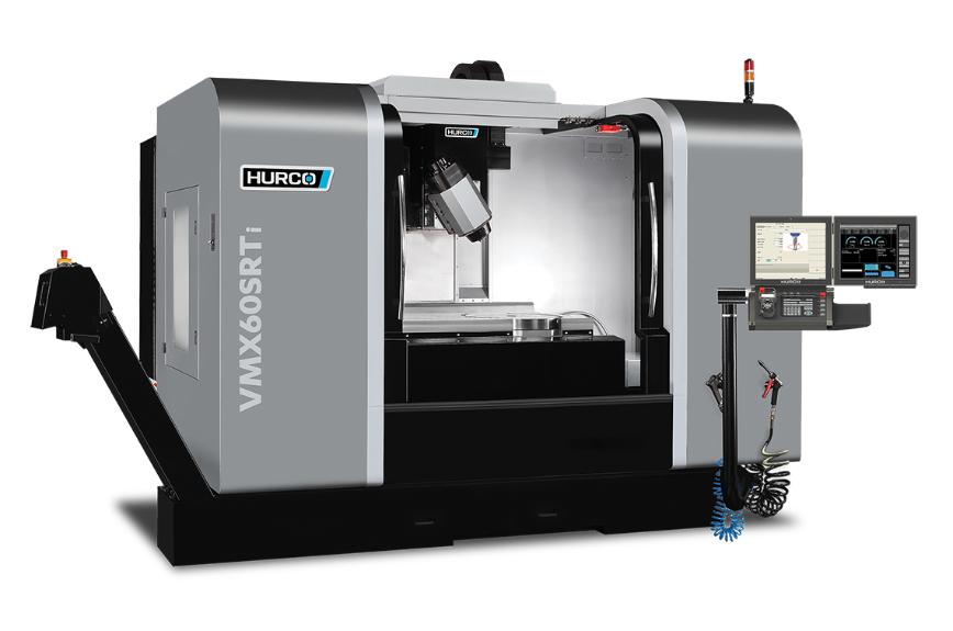 Logo Five-axis milling machining centre - HURCO VMX 60 SRTi