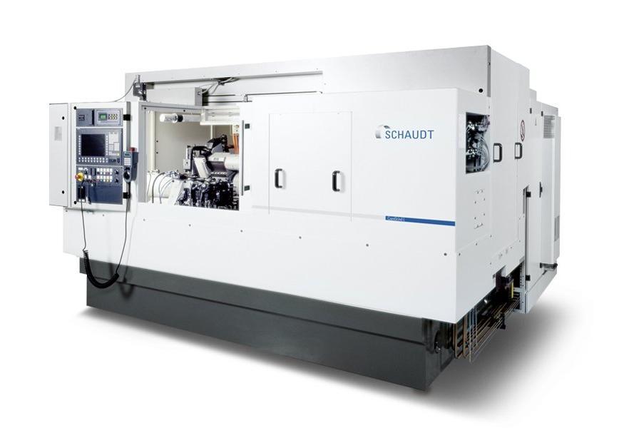 Logo Cam grinding machine - SCHAUDT CamGrind