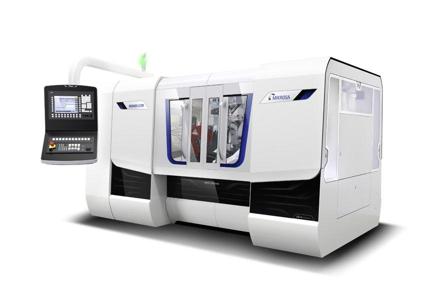 Logo Centreless grinding machine - MIKROSA KRONOS S 125