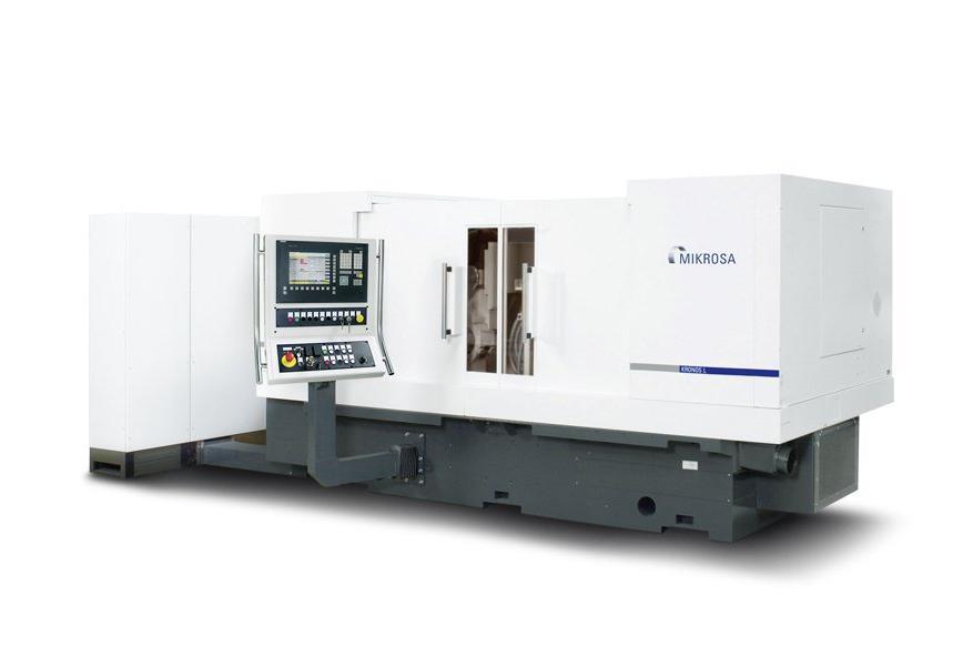 Logo Centreless grinding machine - MIKROSA KRONOS L 660
