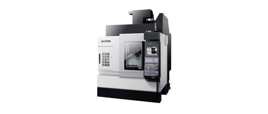 Logo Vertical Machining Centers - MB-46VA / B