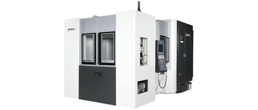 Logo Horizontal Machining Centers - MB-5000H
