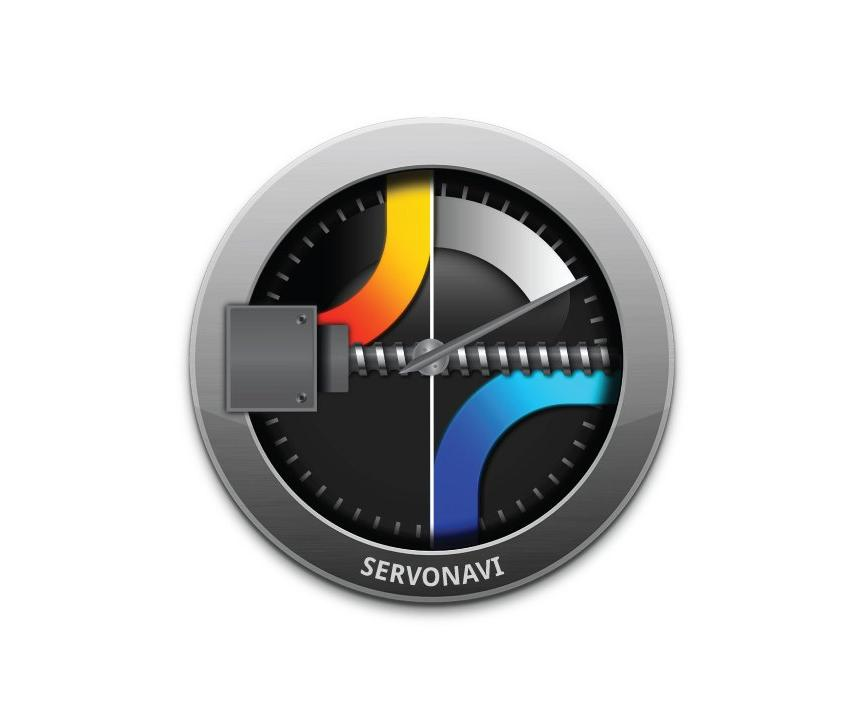 Logo Software for CNC controls - SERVONAVI