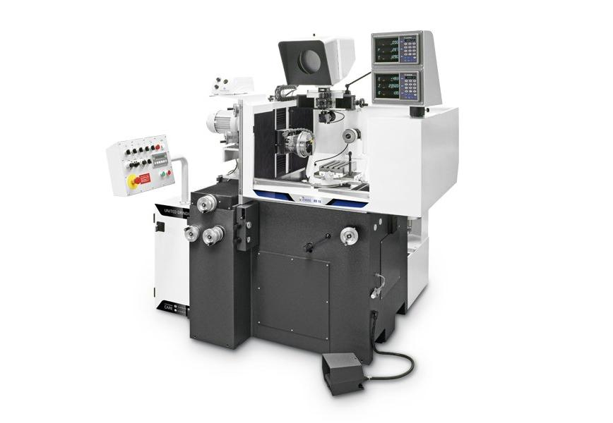 Logo Universal tool and cutter grinding machine - EWAG RS 15