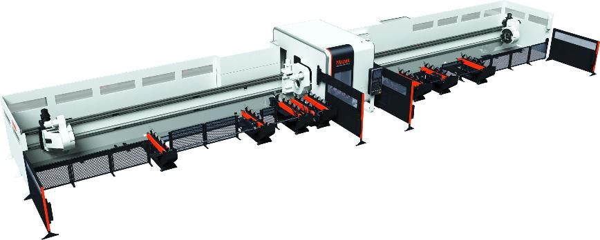 Logo Laser cutting machines - 3D FABRI GEAR 400 II